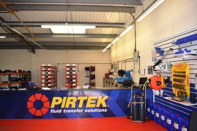 Pirtek Ferndown - trade counter