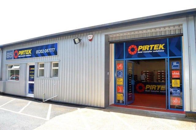 Pirtek Ferndown - shopfront
