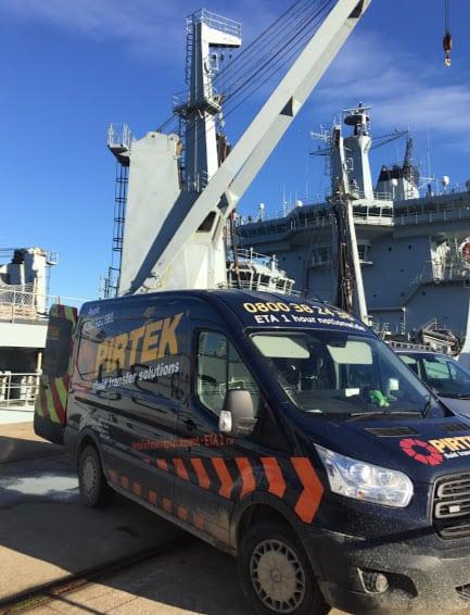 Pirtek Poole - docks job